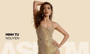 Minh Tú trở lại Asia's Next Top Model 2018 sau một năm 'gây bão'