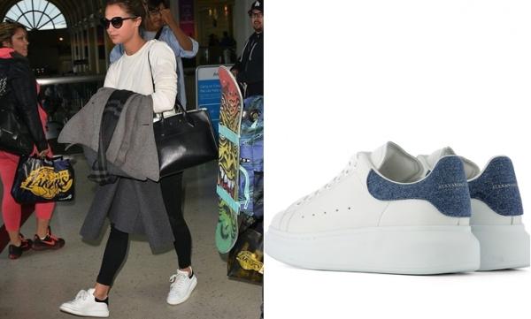 Kể từ mùa xuân năm nay, giới thời trang chứng kiến sự trỗi dậy mạnh mẽ của những đôi sneaker có thiết kế cồng kềnh thô kệch.