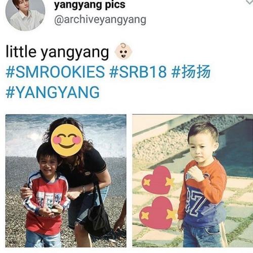 Thực tập sinh cuối cùng và cũng là thành viên nhỏ tuổi nhất Yang Yang. Anh chàng là người Trung Quốc nhưng lại học tập và sinh sống tại Đức.