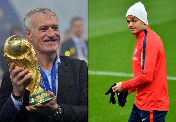 Ben Arfa chẳng ưa gì Didier Deschamps.