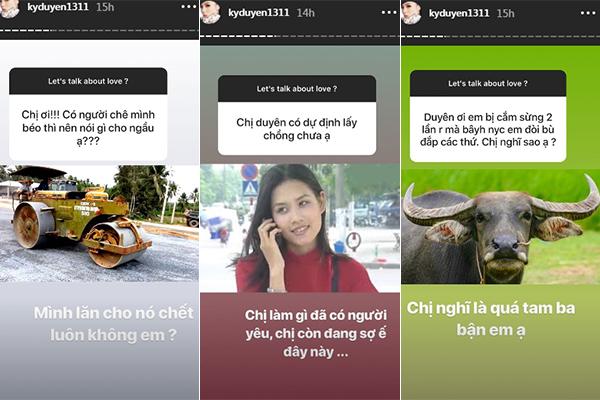Độ mặn bất ngờ của sao Việt khi bị hỏi xoáy trên Instagram - 11