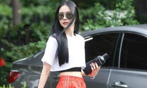 Khoe ăn nhiều vẫn gầy, Na Eun bị 'ném đá' vì giả dối