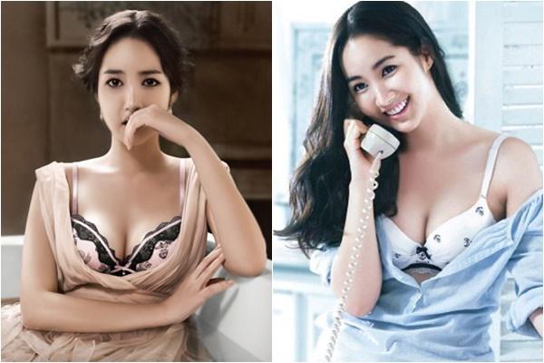 Những pha hở bạo nhức mắt của Thư ký Kim Park Min Young - 2