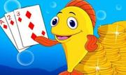 Con cá, lá bài, đồng xu cho bạn bắt được chữ gì?