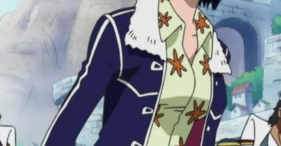Đoán tên nhân vật trong One Piece qua trang phục - 5