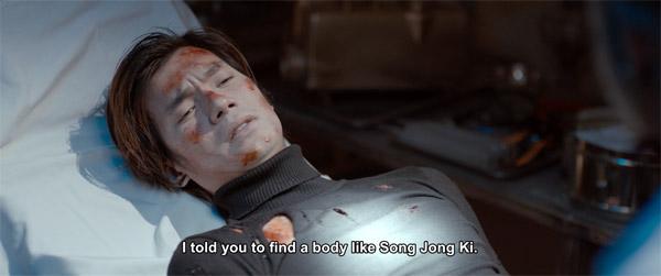 Nhan Phúc Vinh mơ kiếm được cơ thể đẹp như Song Joong Ki.