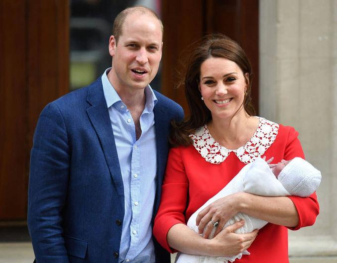 <p> Hoàng tử út Louis mới chào đời hồi tháng 4 vừa qua được dự đoán đóng góp thêm khoảng 50 triệu bảng Anh trước khi tròn 1 tuổi.</p>