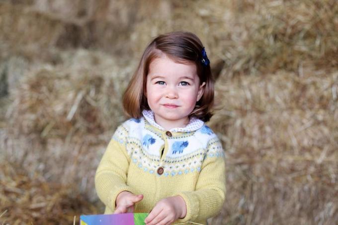 <p> Năm 2017, chiếc áo len màu vàng Charlotte mặc trong sinh nhật 2 tuổi gây sốt đến mức bán hết sạch trong vòng 24 giờ kể từ lúc những bức ảnh được Hoàng gia tung ra.</p>