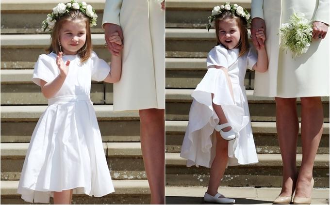 <p> Trong một cuộc thăm dò của <em>Telegraph</em>, cứ 5 bà mẹ ở Anh thì có 1 người cho rằng công chúa Charlotte đáng yêu chính là hình mẫu hướng tới cho con gái họ.</p>
