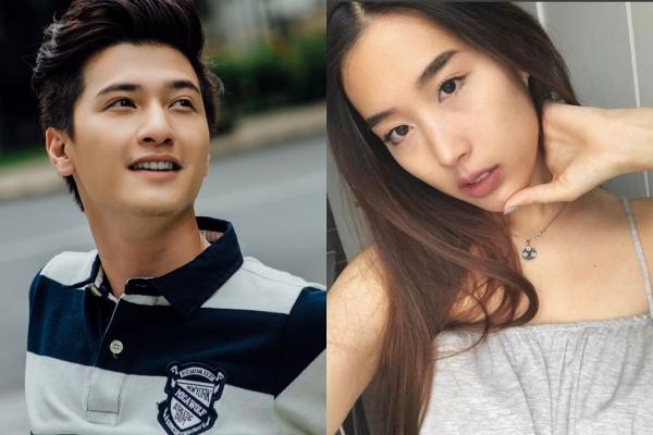Huỳnh Anh từng có mối tình đẹp với MC Hoàng Oanh nhưng cả hai đã đường ai nấy đi sau 3 năm gắn bó.