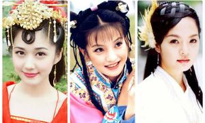Những nàng công chúa 'nam tính' nhất màn ảnh Hoa ngữ