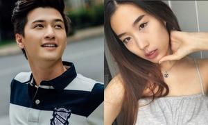 'Bạn gái tin đồn' xinh xắn, biết 4 thứ tiếng của Huỳnh Anh