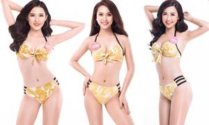 5 vòng eo chưa đến 60 cm hút mắt nhất Hoa hậu Việt Nam 2018
