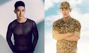 Song Luân: Từ hot boy vô danh đến soái ca tiềm năng của showbiz Việt