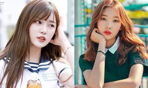7 mỹ nữ Produce 48 cao trên 1,7m, dáng chuẩn như người mẫu