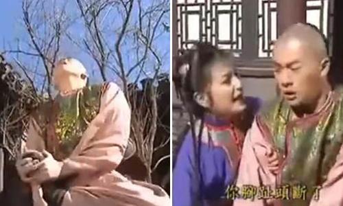 Triệu Vy - Tô Hữu Bằng gợi một bầu trời ký ức Hoàn Châu cách cách - 1