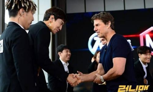 Fan phấn khích trước khả năng Tom Cruise chơi tại Running Man