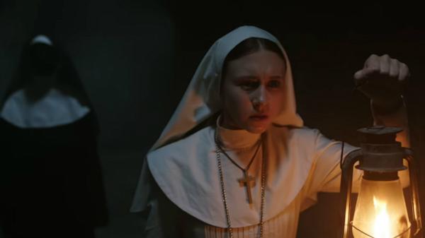Lộ diện quá khứ của ác quỷ Valak từng gây sóng gió cho khán giả trong The Conjuring - 2