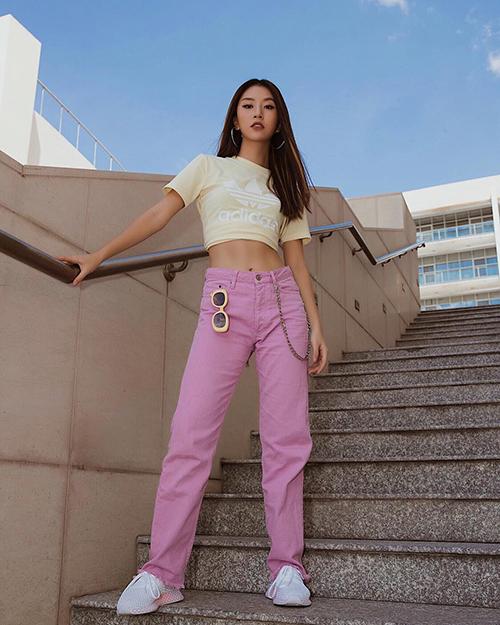 Chiếc quần hack chiều cao đáng kể cho Quỳnh Anh Shyn, Chi Pu - 10