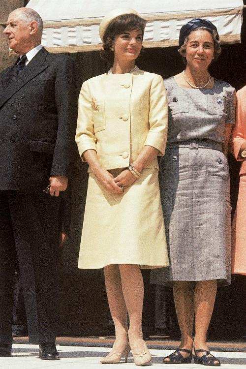 Những khoảnh khắc thời trang huyền thoại của Đệ nhất phu nhân Jackie Kennedy - 2