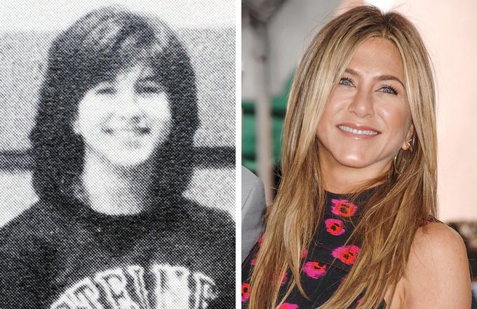 <p> Jennifer Aniston.</p>