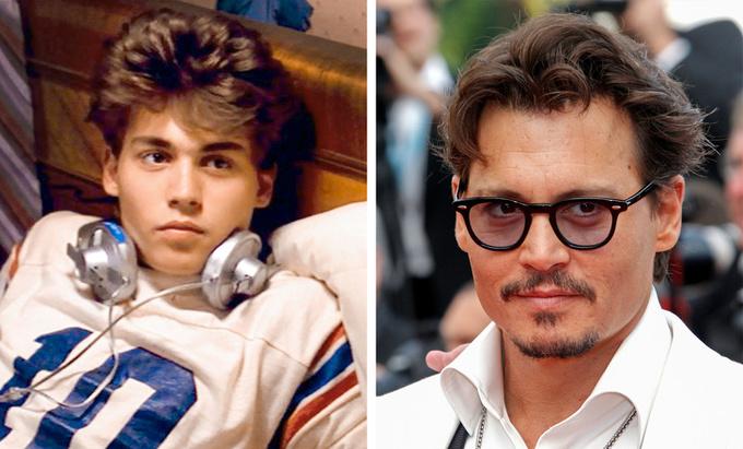 <p> Johnny Depp.</p>
