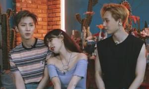Hyun Ah bị chỉ trích vì ham đụng chạm đàn em