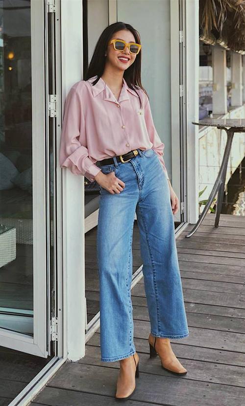 Chiếc quần hack chiều cao đáng kể cho Quỳnh Anh Shyn, Chi Pu - 6