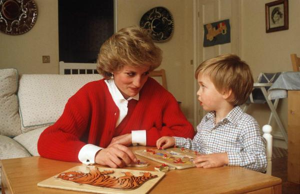 Không đành lòng nhìn mẹ bị tước bỏ danh hiệu Vương phi, William đã đưa ra lời hứa xúc động: Đừng buồn nhé mẹ, một ngày nào đó con sẽ đòi lại danh hiệu cho mẹ khi con kế vị ngai vàng.