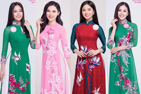 Bốn cô gái 10x được chọn vào vòng Chung kết của cuộc thi là Nguyễn Hoàng Bảo Châu - Phan Cẩm Nhi - Nguyễn Thị Thu Tâm và Trần Tiểu Vy.