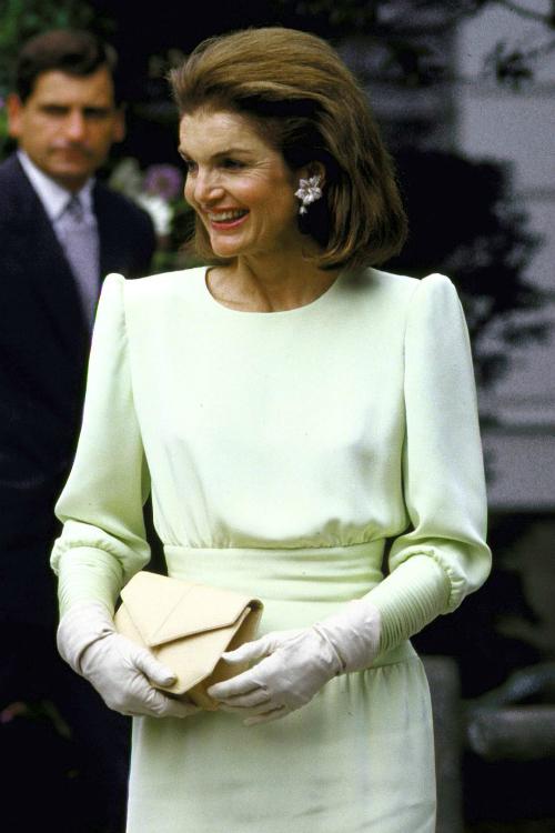 Những khoảnh khắc thời trang huyền thoại của Đệ nhất phu nhân Jackie Kennedy - 9