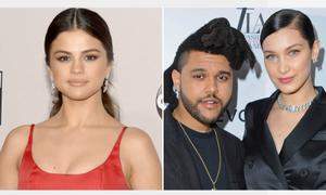 Tái hợp Bella, The Weeknd 'ngó lơ' Selena trong ngày sinh nhật