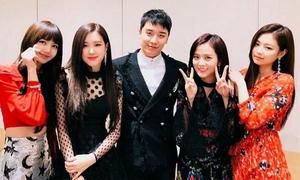 Seung Ri dạy Black Pink cách đối phó với chủ tịch YG
