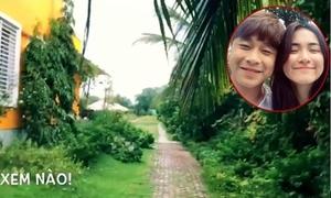 Không gian nhà vườn đậm chất miền Tây của bạn trai Hòa Minzy