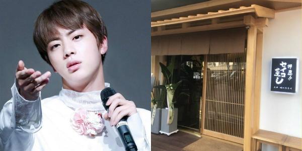 Jin (BTS) chính mẫu con rể quốc dân trong mắt netizen Hàn - 2