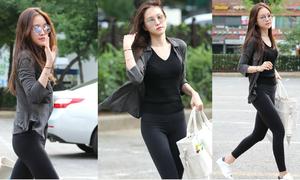Lý do Son Na Eun lúc nào cũng mặc quần legging
