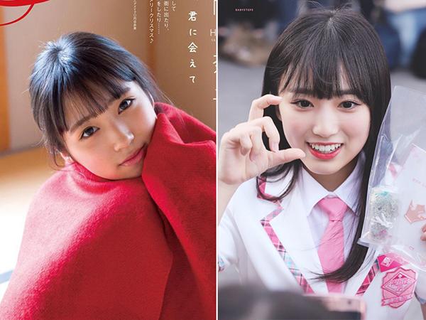 Thành viên của HKT48 dường như chỉ nhờ đến son phấn một chút để gương mặt thêm sắc sảo, kẻ mắt và son chính là hai vũ khí tối thượng của cô gái nhỏ nhắn này. Hai thỏi son yêu thích của idol 17 tuổi đó là son tint bóng đỏ cherry và son cam đất nhẹ nhàng.