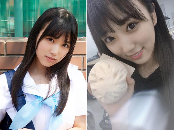 Không cần trang điểm cầu kì, Nako vẫn xinh đẹp rạng ngời.