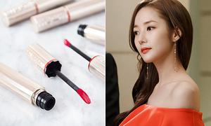 3 thỏi son gây sốt nhờ Park Min Young lăng xê trong 'Thư ký Kim'