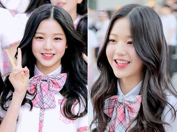 Nhờ ngoại hình sáng, phong cách biểu diễn tràn đầy năng lượng, thực tập sinh Jang Won Young gây thương nhớ cho khán giả ngay từ những tập đầu phát sóng của Produce 48. Dù chỉ mới 14 tuổi nhưng cô nàng đã sở hữu ngoạihình phổng phao.