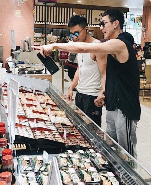 Cặp trai đẹp Hậu duệ Mặt trời bản Việt được fan ghép đôi nhiệt tình - 4