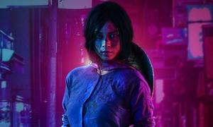 Ngô Thanh Vân đầy sát khí trong poster mới phim 'Hai Phượng'