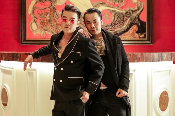 Đàm Vĩnh Hưng lần đầu hợp tác với rapper Binz.