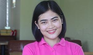 Nữ sinh Hà Tĩnh được 7 đại học tuyển thẳng