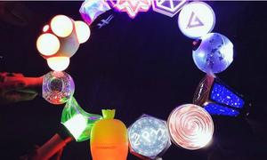 Điểm danh loạt lightstick có thiết kế 'đẹp rụng rời' của fandom Kpop