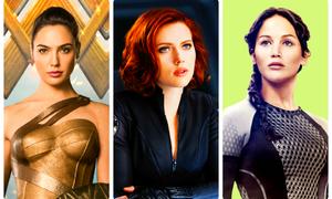 6 nữ anh hùng 'vừa xinh vừa ngầu' nhất lịch sử điện ảnh thế giới