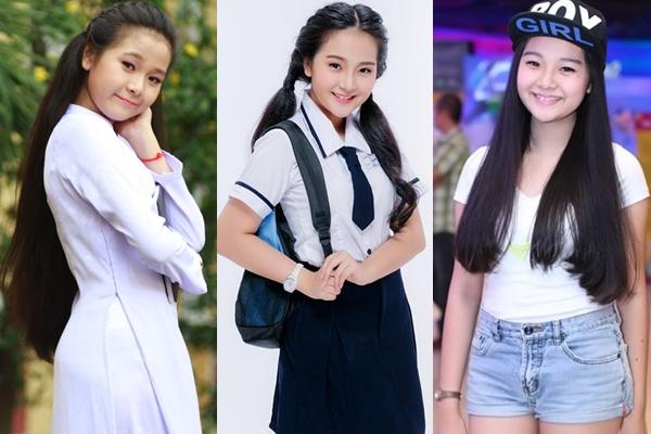 Từ một sao nhí, Tam Triều Dâng ngày một lớn khôn, ra dáng một thiếu nữ. Cô nhanh chóng trở thành hot girl 9x trong làng hot teen Việt. Phong cách Tam Triều Dâng chọn thời điểm này đó là sự trẻ trung, phù hợp với tuổi mới lớn.