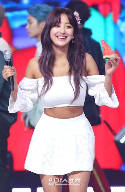 Nhờ làn da rám nắng, Ji Hyo là nhân vật sáng nhất kỳ comeback - 4
