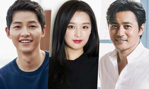 Lặn mất tăm sau lấy vợ, cuối cùng Song Joong Ki cũng chịu quay lại đóng phim