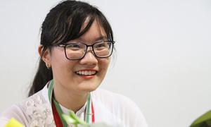 Nguyễn Phương Thảo: 'Tai em ù đi khi Việt Nam được xướng tên chiến thắng'